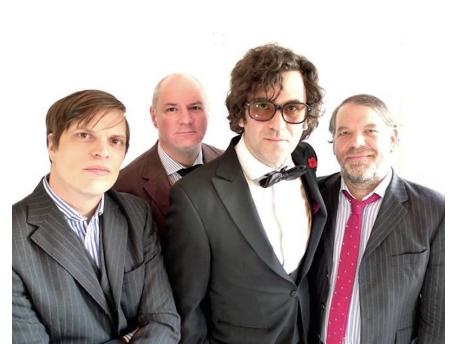 Freddy Fischer & His Cosmic Rocktime Band (D)
