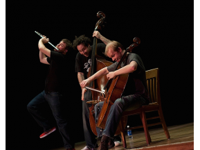 Greg Pattillo's Project Trio (USA)