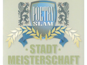 Poetryslam Stadtmeisterschaft