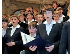 Dresdner Kreuzchor und Orgel