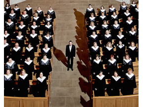 Adventsliedersingen des Chores der Frauenkirche