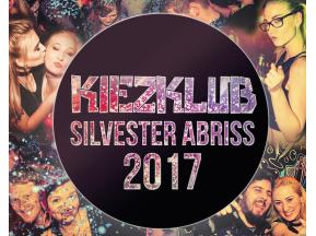 Kiezklub Silvester Abriss 2017