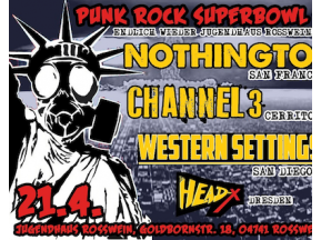 Punk Rock Superbowl No. 3