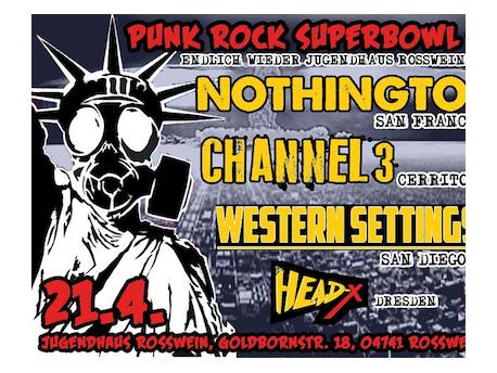 Punk Rock Superbowl No. 3