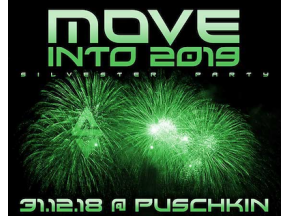 MOVE INTO 2018 - Silvester Party
