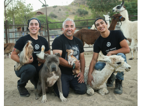 "Cesar Millan ""It's All About Family"""