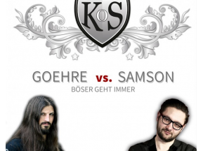 Kings of Slam Vol. 20: Samson vs. Goehre