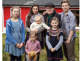 Angelo Kelly & Family (Irland)