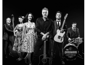 The Cashbags (D) - A Tibute to Johnny Cash