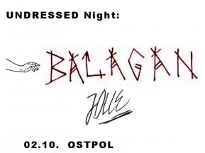Balagan &  Jolle (D) - Undressed Garage Night