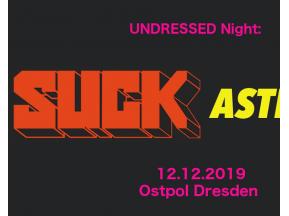 Suck & Astroboy (D) - Undressed Night