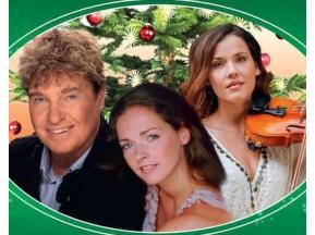 Fröhliche Weihnachten in Familie mit Frank Schöbel