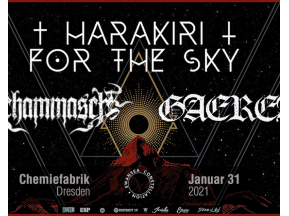 Harakiri for the Sky (A) & Schammasch & Gaerea