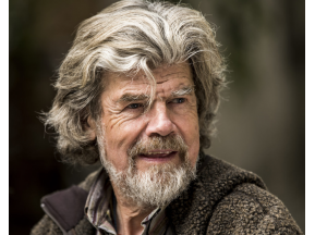 Reinhold Messner - die Legende live & Open Air