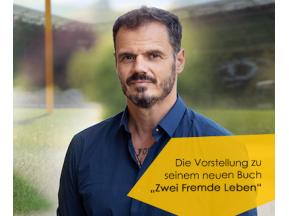 """Frank Goldammer """"Zwei fremde Leben"""""""