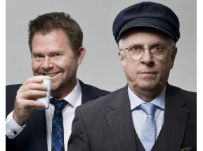 """Michael Frowin & Lothar Bölck """"Kanzleramt Pforte D"""""""